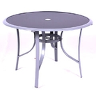 Boston 110cm Round Table