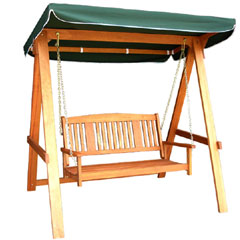 Greenfingers Loreto 2 Seater Swing Seat