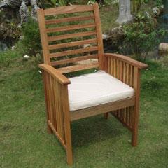 Greenfingers Casablanca Arm Chair with cushion