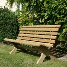 Lily Garden Bench Pine - FSC 100%