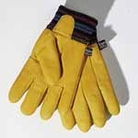 Hide Gardening Gloves (Twin Pack)