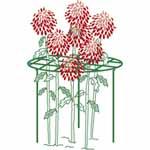 Flower Support Frames (Pair 30cm)