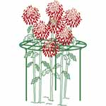 Flower Support Frames (Pair 55cm)
