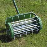 Rotary Lawn Aerator