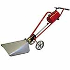 Weed Burner Flame Gun - Hood and Trolley Attachment
