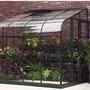 Halls Highgrove Lean-to Greenhouse