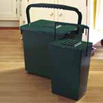 Odour-free Compost Caddy (9 litre)