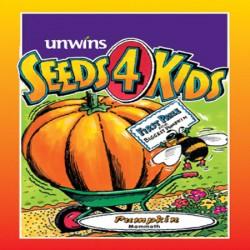 Pumpkin Mammoth Seeds