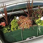 Concertina Car Boot Tidy