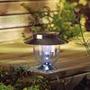 Solar Stainless Steel Lantern