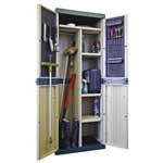 Upright Garden Storage Cabinet