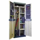 Upright Garden Storage Cabinet