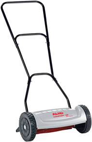 Alko 2.8HM Soft Touch Hand Propelled Lawn Mower with Collector