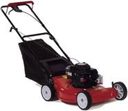 MTD 53SPO Petrol Self-Propelled 2-IN-1 Lawn Mower