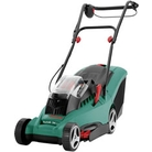 Bosch Rotak 34 Li-Poly Cordless / Battery Powered Rear Roller Lawn Mower