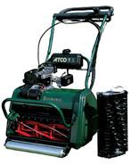 Atco Balmoral 17SK Petrol Cylinder Lawnmower (Kawasaki Engine)