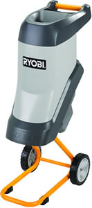 Ryobi RSH-2400R Electric Impact-Shredder/Mulcher