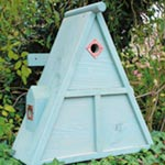 Triple Nesting Box for Sparrows and Starlings