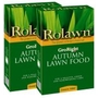 Rolawn GroRight Autumn Lawn Food Twin Pack