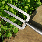 De Wit small fork with long 'T' handle