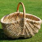 Basket trug