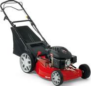 MTD 46SPO-HW High-Wheel Petrol Self-Propelled Lawn Mower