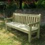 Darwin Garden Bench 1800mm - FSC 100%