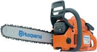 Husqvarna 435 Petrol Chainsaw - 38 cm Guide Bar