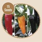 Chilli Pepper F1 15 Seeds