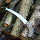 Traditional curved pruning saw