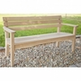 Isabella Oak Bench 1800 - FSC 100%
