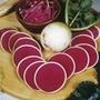 Radish Mantanghong Seeds