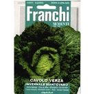 Savoy cabbage 'Invernale Mantovano' (cabbage   savoy)