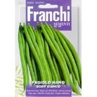 dwarf French bean 'Boby Bianco' (bean   dwarf French)