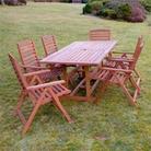 Tijuana 180cm Rectangular Table