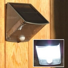 Solar Welcome Light