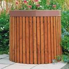 Wooden Rainwater Butt 600ltr