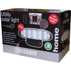 Solar Utility Light With Remote Control