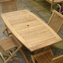 Winslow Teak Folding Table
