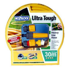 Hozelock Ultra Tough Hose 30m Starter Set