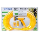 Hozelock Spiral Yellow Hose 15m