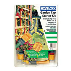 Hozelock Garden Tap Kit