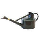 Green Slim Watering Can