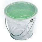 Citronella Wax Filled Candle