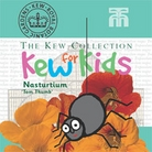 Kew Seeds for Kids - Nasturtium Tom Thumb