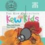 Kew Seeds for Kids - Nasturtium Tom Thumb