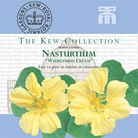 Kew Collection - Nasturtium Whirlybird Cream Seeds