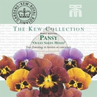 Kew Collection - Pansy Ocean Series Mixed Seeds