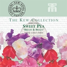 Kew Seed Collection - Sweet Pea Bright & Breezy