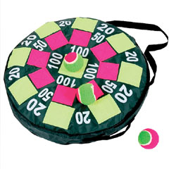 Large Target Ball Garden Game